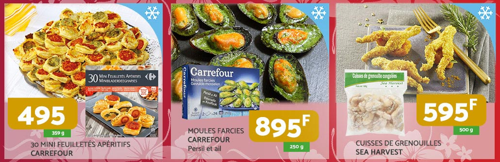 Catalogue Champion Tahiti - Un délicieux Noël - du mercredi 12 au lundi 24 décembre