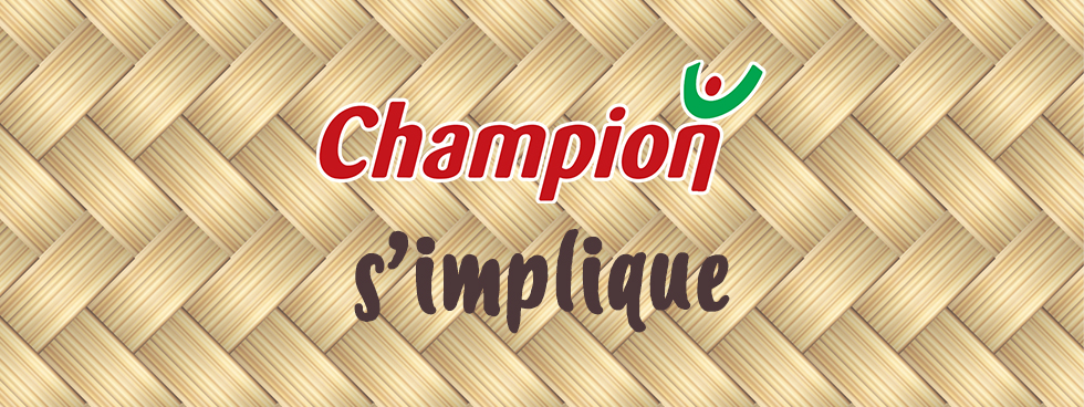 Champion Tahiti S'implique