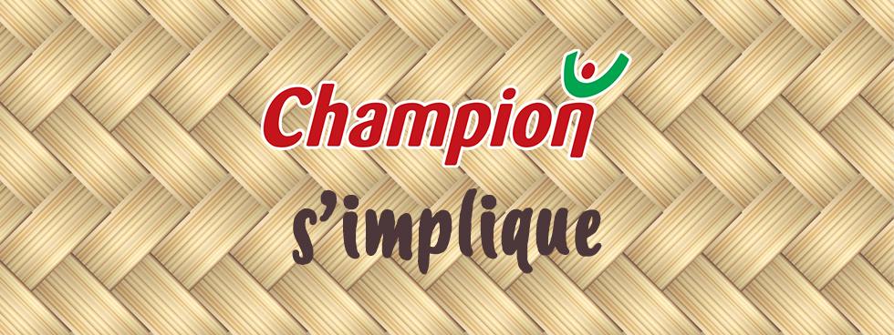 Champion Tahiti S'implique